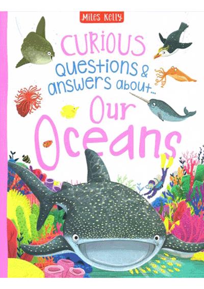 Curious Q&A - Our Oceans Cover