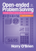 Open-ended Problem Solving: Bk 1 Lower Primary
