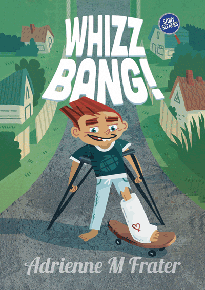Whizz Bang! Cover