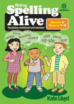 Bring Spelling Alive Bk 4 Yrs 1-6