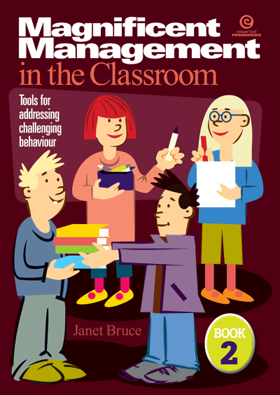 Magnificent Management in the Classroom Bk 2 Cover