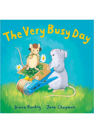 The Very Busy Day Cover