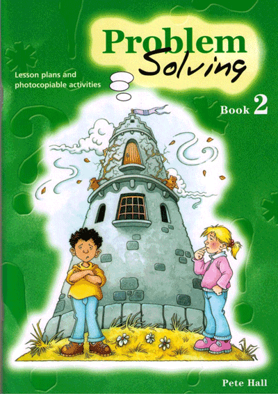 Problem Solving: Book 2 Cover