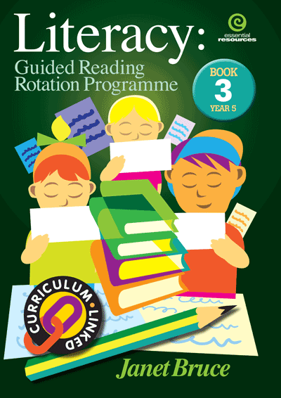 Literacy: Guided Reading Rotation Programme Bk 3 Cover