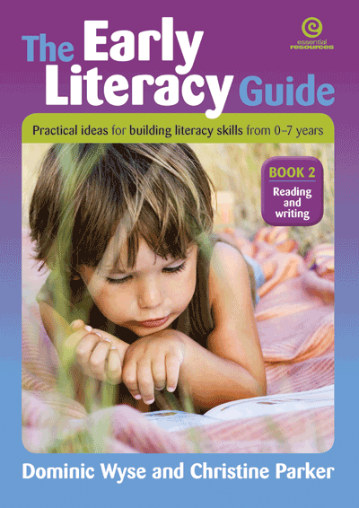 The Early Literacy Guide: Bk 2 Resources Cover
