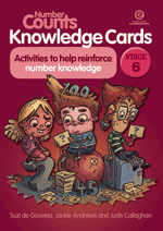 Number Counts Knowledge Cards Stage 6