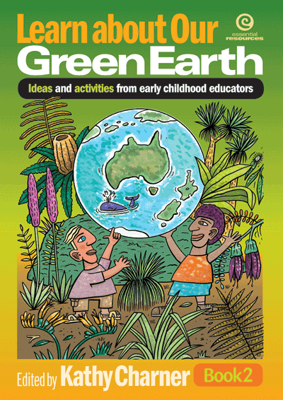 Learn about Our Green Earth Bk 2 Cover