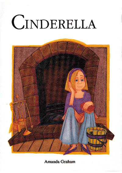 Cinderella / Alex and the Glass Slipper Cover