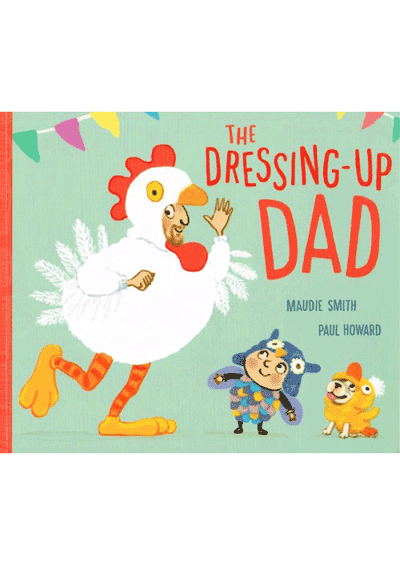 Dressing Up Dad Cover