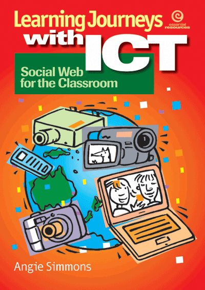 Learning Journeys with ICT: Social web Cover