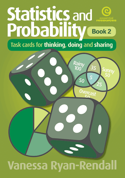 Statistics and Probability Bk 2 Yrs 5-6 Cover