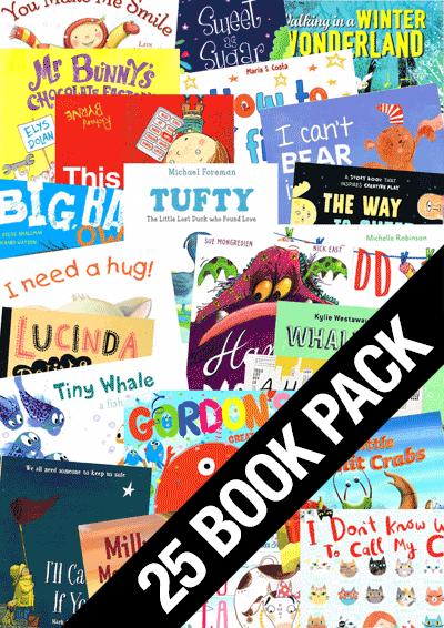 Twenty-five Picture Book Variety Pack Cover