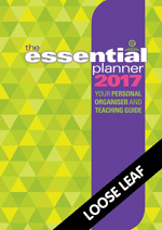 The Essential Planner 2017 Loose-leaf