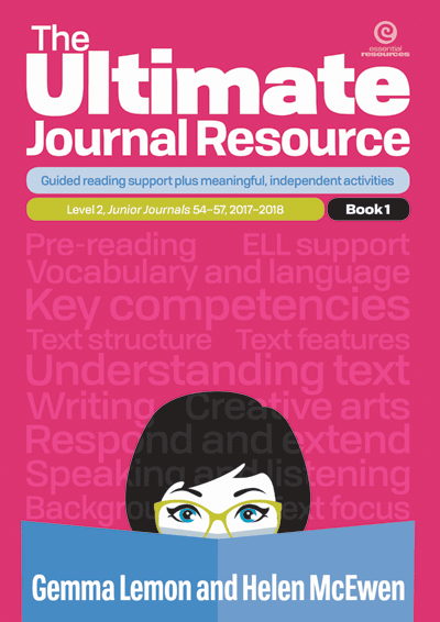 The Ultimate Journal Resource - Bk 1 Cover