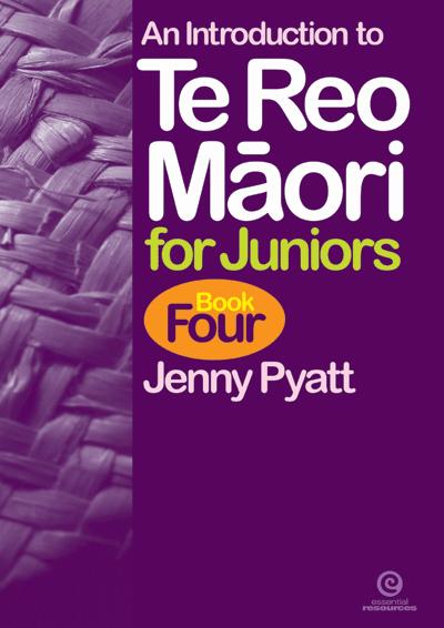 Te Reo Maori Bk 4 Cover