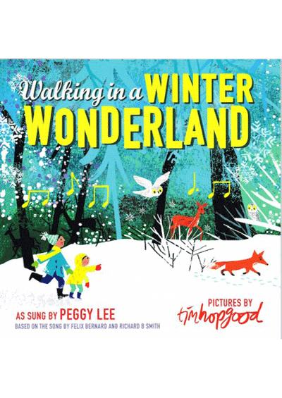 Walking in a Winter Wonderland Cover
