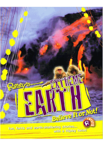 Ripleys Twists - Extreme Earth Cover