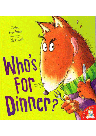 Who's For Dinner? Cover