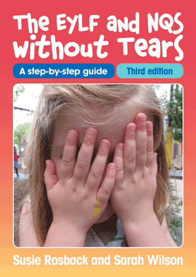 EYLF and NQS without Tears 3rd edition - Book only Cover