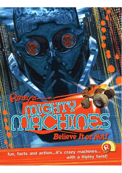 Ripleys Twists - Mighty Machines Cover