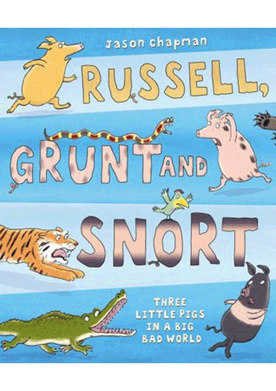 Russell, Grunt and Snort Cover