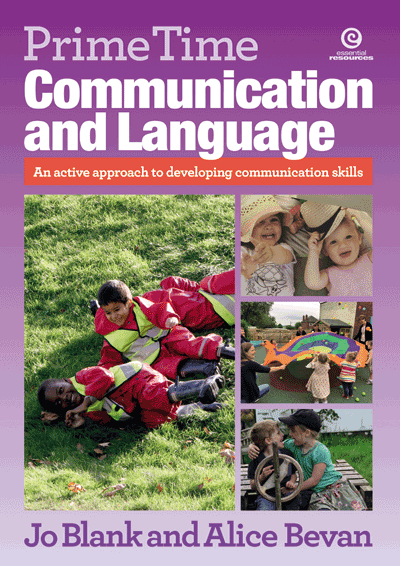 Prime Time Communication and Language Cover