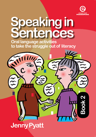 Speaking in Sentences Bk 2 Cover