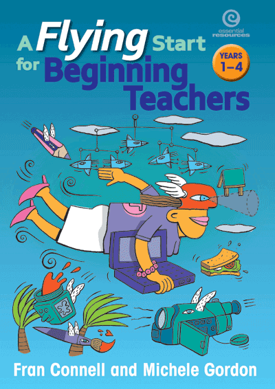 A Flying Start for Beginning Teachers (Yrs 1-4) Cover