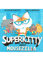SuperKitty vs Mousezilla