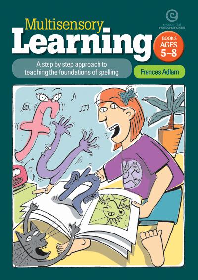 Multisensory Learning Bk 3: Spelling Cover