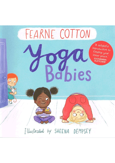 Yoga Babies Cover