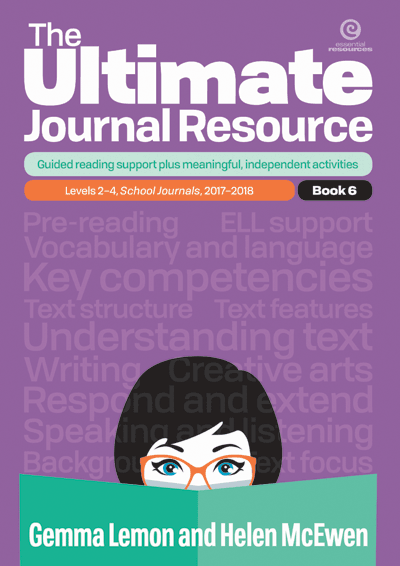The Ultimate Journal Resource - Bk 6 Cover