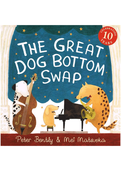 The Great Dog Bottom Swap Cover