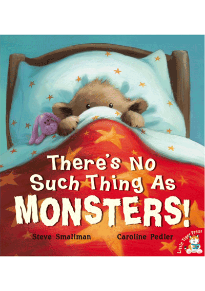 There's no such thing as Monsters! Cover