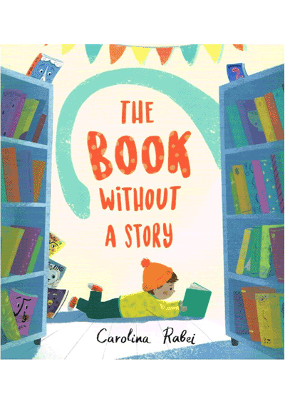 Book Without a Story Cover