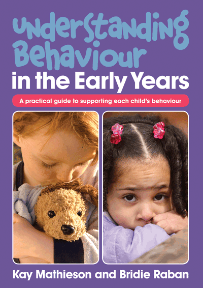 Understanding Behaviour in the Early Years Cover