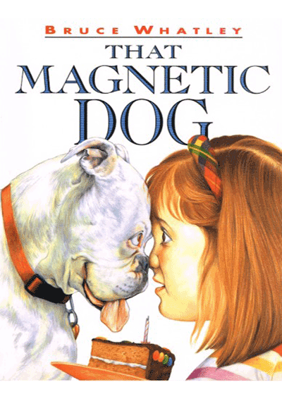 That Magnetic Dog Cover