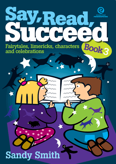 Say, Read, Succeed Bk 3 Cover