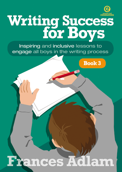 Writing Success for Boys -  Bk 3 Yrs 7-9 Cover