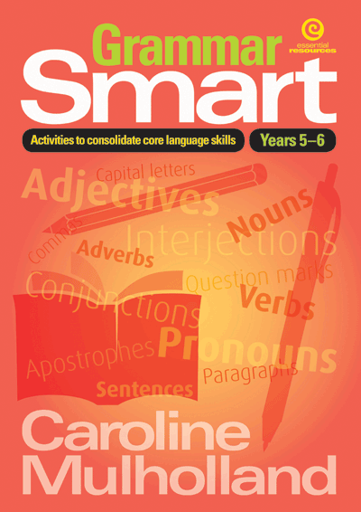 Grammar Smart for Yrs 5-6 Cover