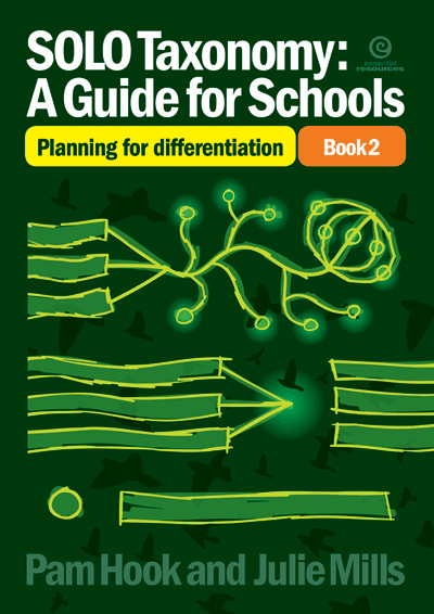 SOLO Taxonomy: A Guide for Schools Bk 2 Cover