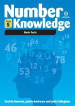 Number Knowledge: Basic facts (Stage 5)