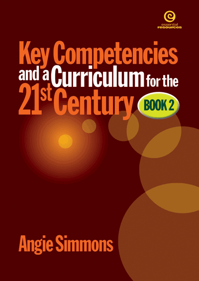 Key Competencies & Curriculum for the 21st Century Bk 2 Cover