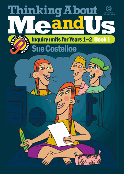 Thinking About Me and Us Bk 1 Cover