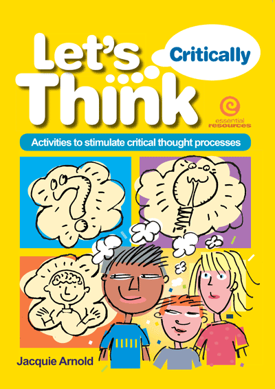 Let's Think Critically Cover