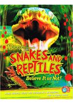 Ripleys Twists - Snakes & Reptiles
