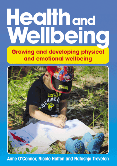 Health and Wellbeing Cover