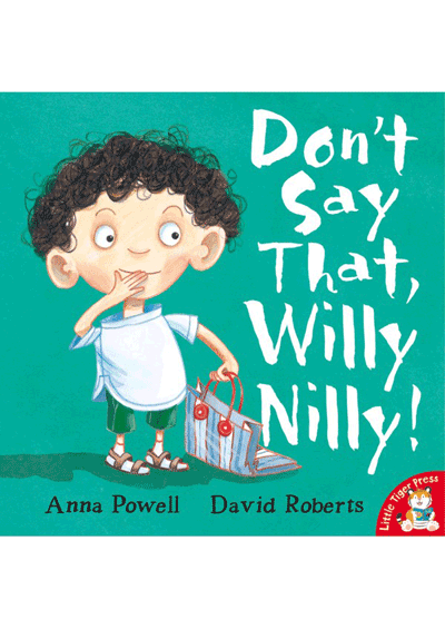 Don't Say that, Willy Nilly! Cover