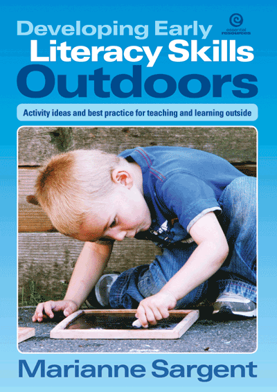 Developing Early Literacy Skills Outdoors Cover