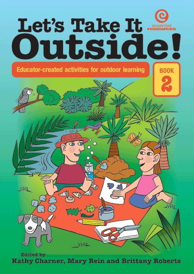 Let's Take It Outside! Bk 2 Cover